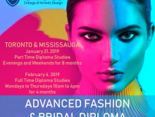 MAKEUP DIPLOMA PROGRAM NOW IN MISSISSAUGA!